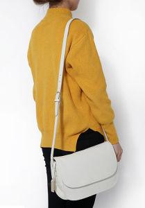 2016 Hot Single Shoulder Genuine Leather Inclined Shoulder Bag pictures & photos