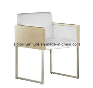 (SD-1006B) Modern Hotel Restaurant Club Furniture Wooden High Barstool Chair pictures & photos