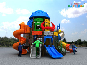 China Wholesale Funny Playground Equipment 2016 Newest Outdoor Playground for Sale Kl-2016-B001 pictures & photos