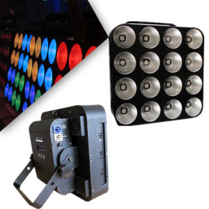 16*30W DMX COB RGB Screen 3in1 Audience LED Matrix Blinder Light pictures & photos