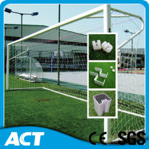 Socket Type Folding Aluminum Soccer Goal Factory in Guangzhou pictures & photos