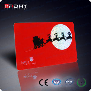 Christmas / Holiday / Wedding / Birthday RFID Gift Card pictures & photos