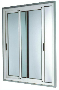 Competitive Price Aluminium Glass Sliding Door