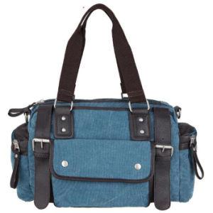 Fashion Canvas Diaper Tote Bag Handbag pictures & photos