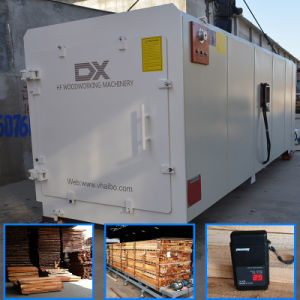 High Frequency Vacuum Kiln Dryer for Wood From China Dx Factory pictures & photos