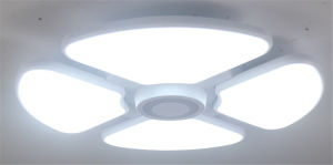Moso Lighting LED Bluetooth Smart Light Ceiling Light with Bluetooth Speaker APP Control Four Leaves pictures & photos