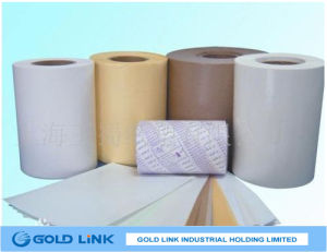 China Made Wood Pulp Kraft Release Paper pictures & photos