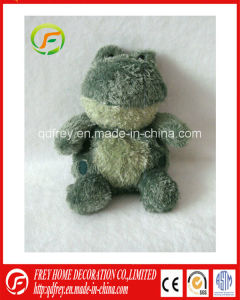 Cute Plush Frog Toy of Promotional Baby Product