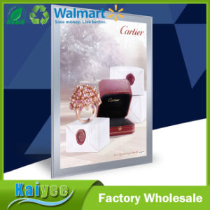 Single Side/Double Side Magnetic Light Box with Aluminum Alloy Frame pictures & photos