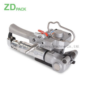 Best Quality Pneumatic Strapping Tool Aqd-19 for PP/Pet Strap Hand Packing Tool Automatic Machine pictures & photos