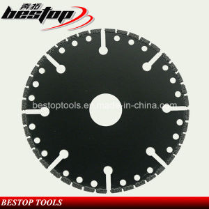 Vacuum Brazed Diamond Blade for Granite/Marble/Travertine/Limestone Cutting pictures & photos