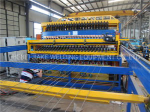 CE Certificate Reinforcing Mesh Welding Machine pictures & photos