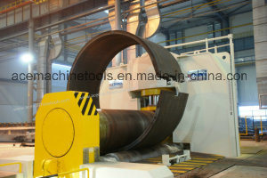 Horizontal Lower Adjusting 3 Roller Plate Curving Coiling Rolling Bending Machine pictures & photos