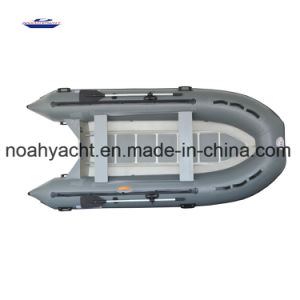 Hand Made Double Aluminum Hull Rib Inflatable Rib Boats for Sale pictures & photos