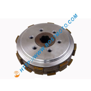 Motorcycle Part Clutch Hub Assy for CB-200 pictures & photos