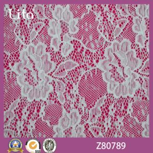 Wonderful Lycra Lace Fabric for Wedding Dresses