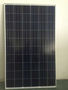 Yuanchan 250W Poly Full Automatic Solar Panel in Silvery Frame pictures & photos
