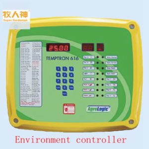Customized Environment Controller in Poultry Farming House From Super Herdsman pictures & photos
