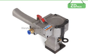 Pneumatic Plastic Strapping Machine (XQT-19) pictures & photos