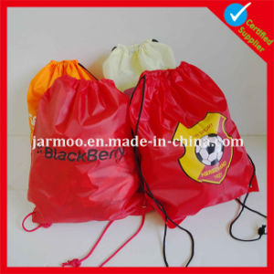 Cheap Promotional School Draw String Backpack pictures & photos