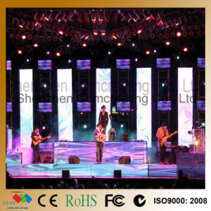 Stage Background Display P4.81 Indoor Full Color LED Video Sign