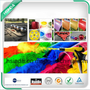 High Quality Anti-Corrosion Metallic Gloss Powder Coating pictures & photos