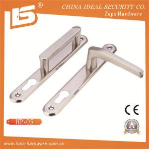 Zinc Alloy Mortise Lock Door Handle Plate-HP05 pictures & photos