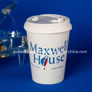 Custom Logo Printing Desiposable Paper Cup