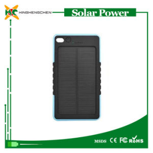 4000mAh Solar Power Bank Charger pictures & photos