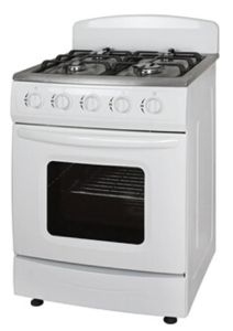 60X60cm 24inch Free Standing Gas Range Oven Stove pictures & photos