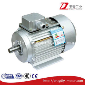 Aluminum Three Phase Induction Motor, 0.06kw-7.5kw pictures & photos