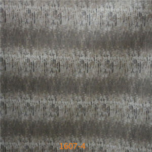 New Design Cotton Backing Technics PVC Furniture Leather Stocklot pictures & photos
