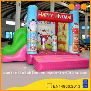 Happy Animal Combo Inflatables for Sale (AQ01604) pictures & photos
