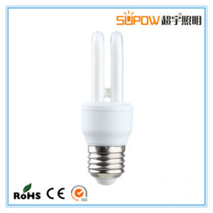 2u 7W Energy Saving Lamp pictures & photos