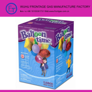 Balloon Time Helium Gas for Sales pictures & photos