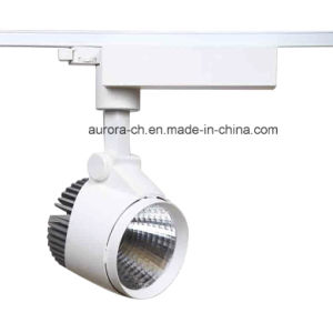 New Design High Lumen LED Track Spotlight COB LED Track Light (S-L0003)