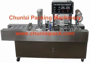 Cheese Filling and Sealing Machine (BG60A) pictures & photos