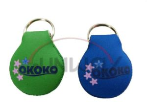 Lovely Neoprene Key Holder or Key Chain for Palm (PP0021) pictures & photos