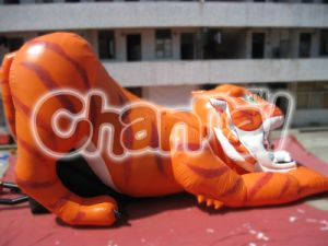 Inflatable Dry Slide Tiger Inflatable Slide for Commercial Use (CHSL103) pictures & photos