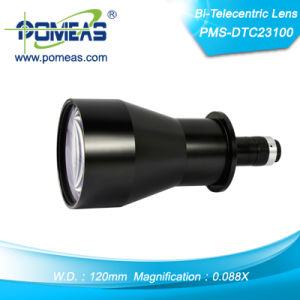 Telecentric Lenses (PMS-DTC23100-A) with High Resolution