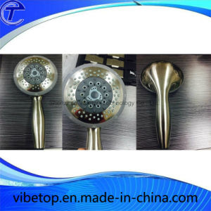 China Manufacturer Stainless Steel Handhold Shower Head pictures & photos