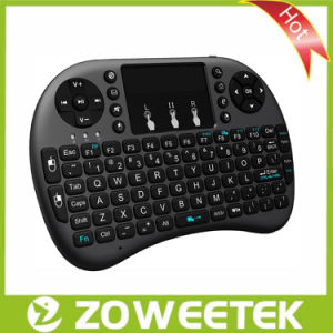 Rii I8+ Backlit 2.4G Mini Wireless Keyboard Computer Keyboard Laptop Keyboard for Andriod, Ios, Windows etc pictures & photos