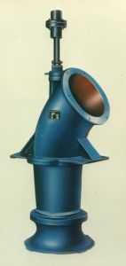 Vertical Axial Flow Pump (350ZLB-100) pictures & photos