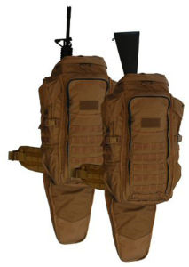 Hiking Bag with Rifle Pocket pictures & photos