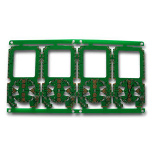 Single Sided Carbon Though Hole PCB Manufacturing pictures & photos