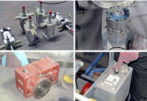 Manufacturer High Speed Plastic Film Blowing Machine pictures & photos