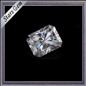 Top Quality Vvs Clarity Rectangle Shape Moissanite Price pictures & photos
