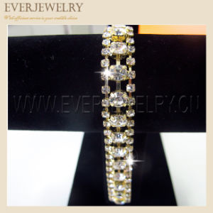 2017 Decoration Rhinestone Strass Cup Chain pictures & photos