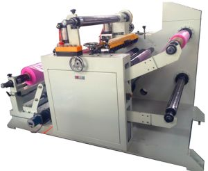 Silicone Label Automatic Slitting Machine Rubber Slitter pictures & photos