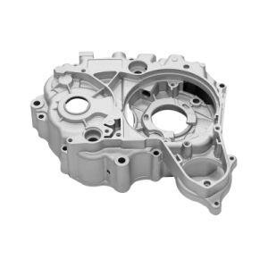 OEM Customized Aluminum Die Casting for Motorcycle Accessories